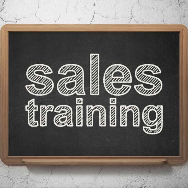 Sales Training for Good Results